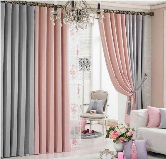 Choose Curtains For The Living Room, How Do You Choose Curtains For Living Room
